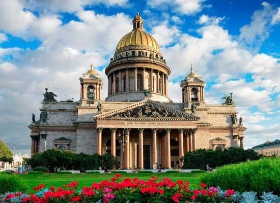 Экскурсия в Исаакиевский собор  (без подъема на колоннаду).