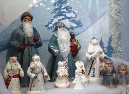 """Экскурсия музей """"Новогодняя и рождественская игрушка""""."""