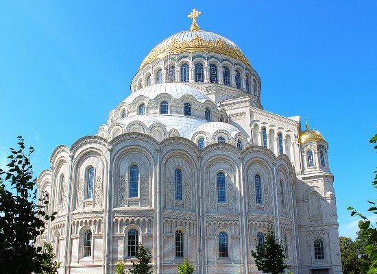 Посещение Кронштадского Морского собора.