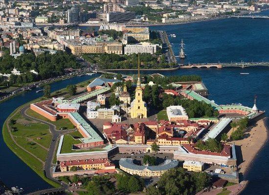 """Пешеходная экскурсия """"Здесь будет город заложен"""" по территории Петропавловской крепости."""
